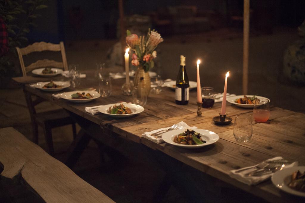 Pop Up Dinner Series