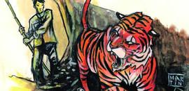 L'histoire du Tigre / Cie Chaviro
