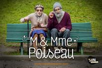 M et Mme Poiseau / Cie l'arbre à Vache