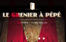 Le Grenier à Pépé / Cie K-Bestan