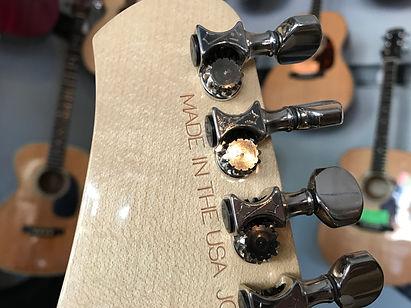 Jennings Guitar - MADE IN USA - Guitar48 - Ventura