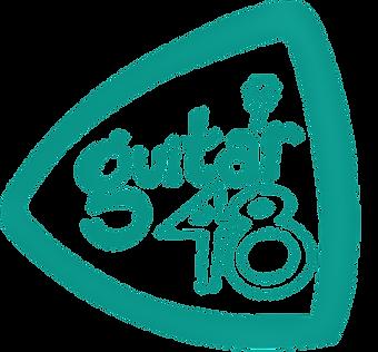 Guitar 48 logo Ventura, CA