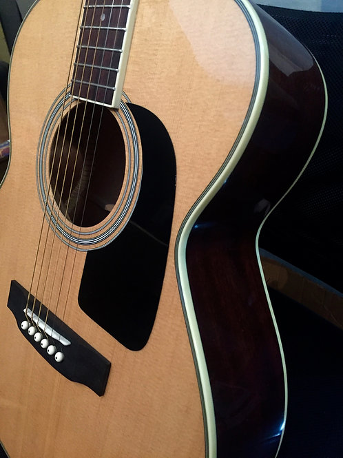 """Aria Steel String Acoustic """"Folk"""" Guitar AF-20"""