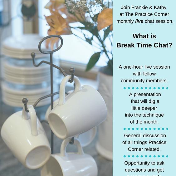June Break Time Chat