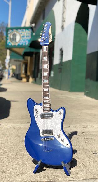 Jennings guitar at Guitar48