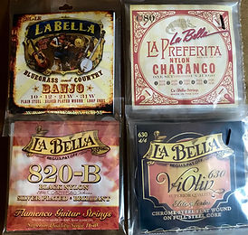 LaBella Folk Strings