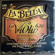 La Bella Violin Strings