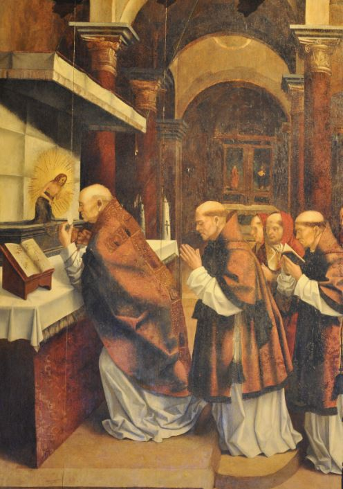 Missa São Gregório
