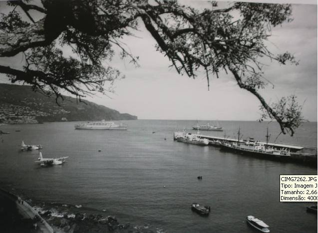 PORTO DO FUNCHAL, 1953 - 1955