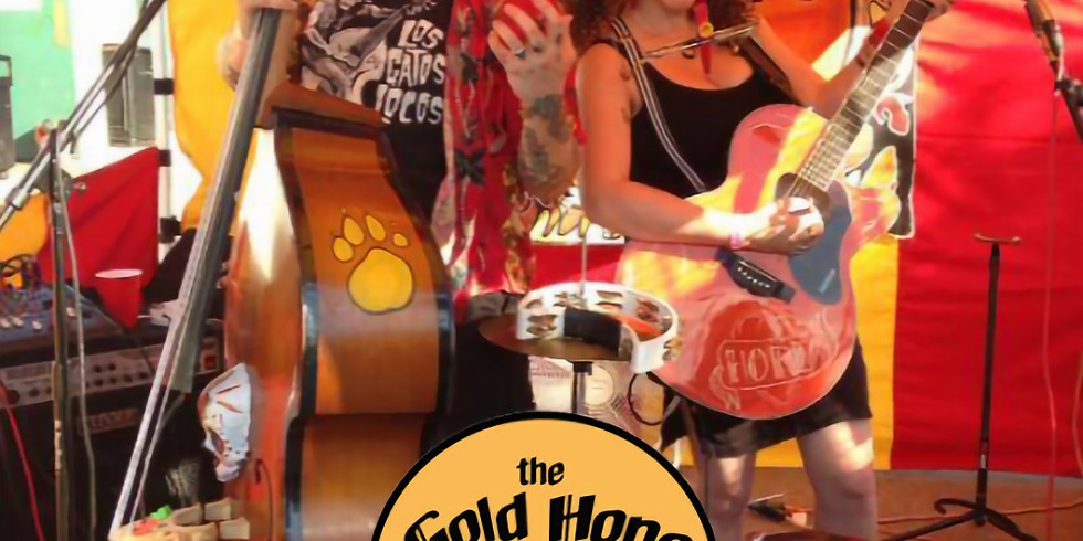 Lara Hope and The Gold Hope Duo