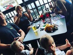 Monday's Kids eat FREE!