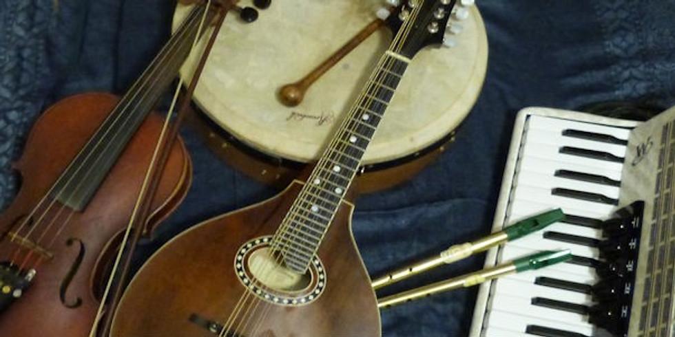 Irish Celtic Jam