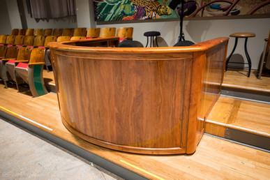 Custom Mahogany Commission