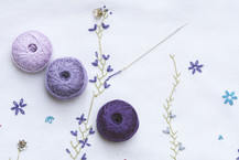 Purpurowy Yarn Collection
