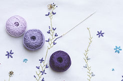 Purple Yarn Collection