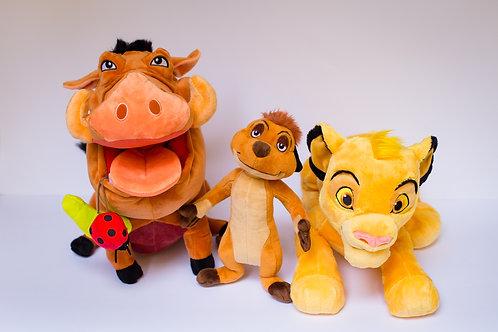 Kit Rei Leão (original Disney)
