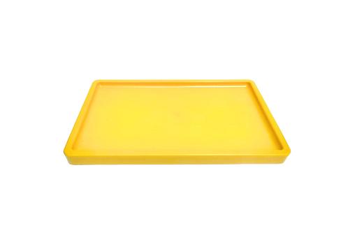Bandeja amarela