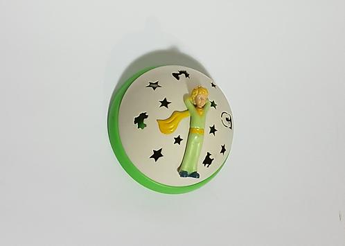 Mini luminária Pequeno Príncipe