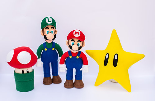 Kit Mario Bros