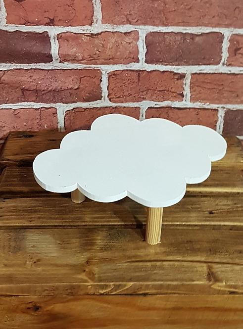 Mini banquinho nuvem