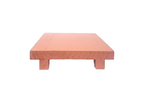 Bandeja nude madeira