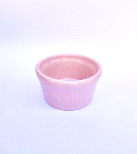 Potinho rosa bebê