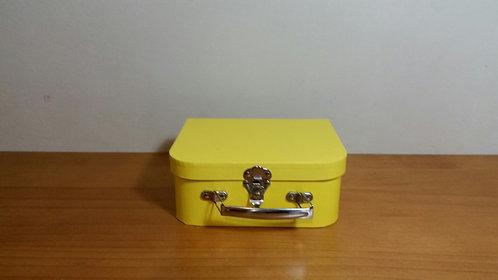 Maleta amarela P