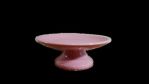 Prato suspenso rosa - M
