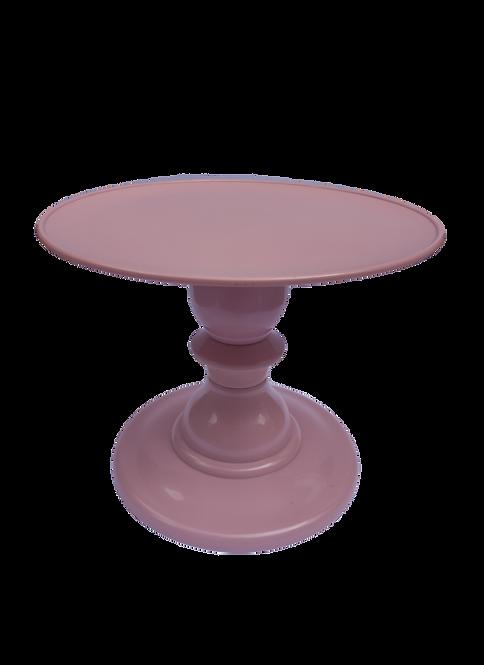 Prato suspenso rosé (Alt. M)