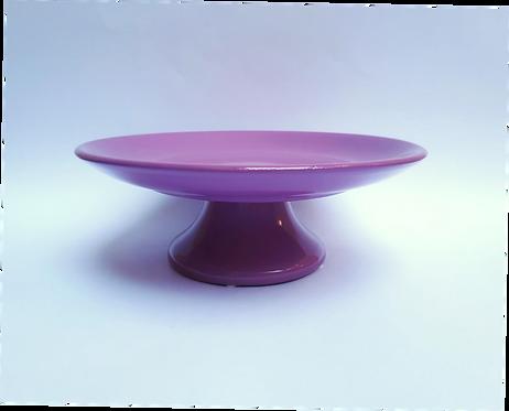 Prato suspenso lilás - M