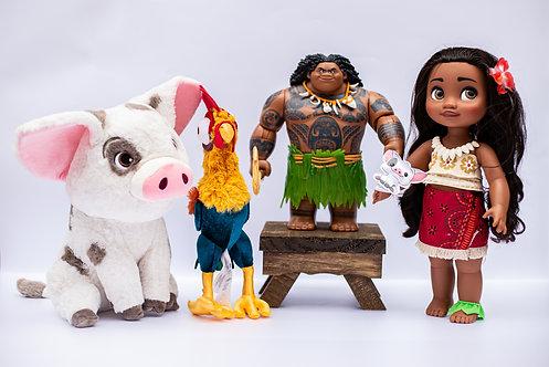 Kit Moana (original Disney)