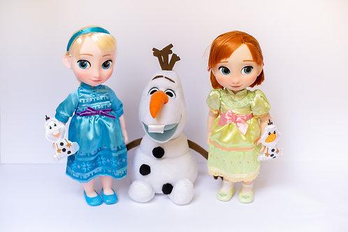 Kit Frozen (original Disney)
