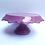 Thumbnail: Prato suspenso lilás (babados) - M
