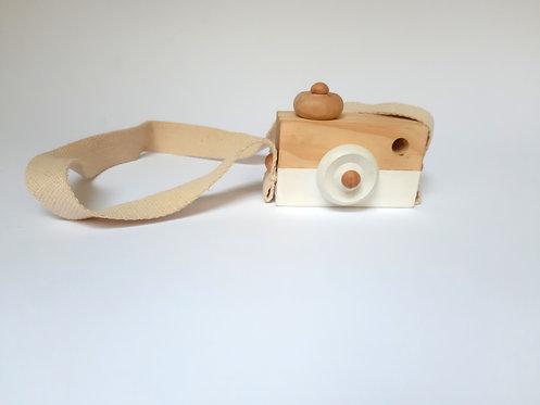 Máquina fotográfica MDF