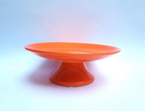 Prato suspenso laranja - M