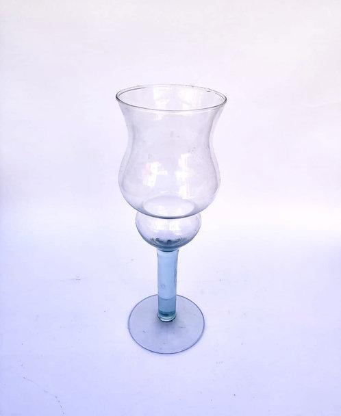 Castiçal de vidro