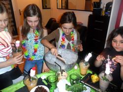 atelier, cocktails, anniversaire