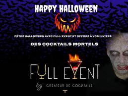 Des cocktails mortels