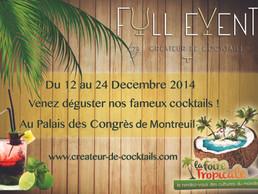 Full Event au salon de La Foire Tropicale !