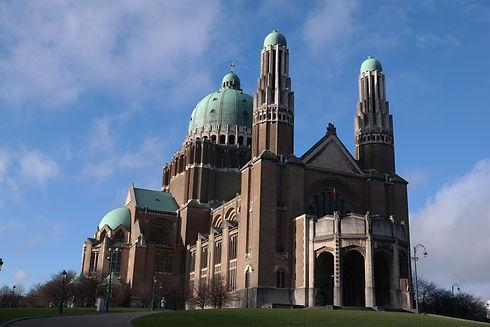 Brüssel Basilica Koekelberg
