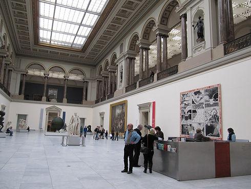 Brüssel Museum für schöne Künste