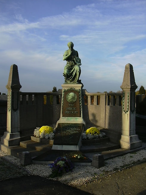 Brüssel Friedhof Evere