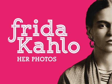 In Gent: Frida Kahlo - ihre Fotos