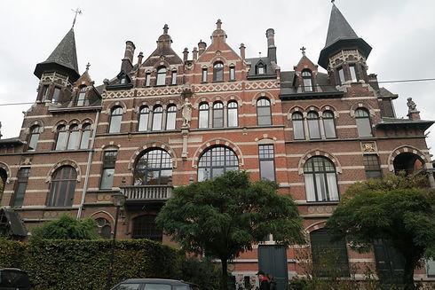 Antwerpen Zurenborg Cogels-Osy