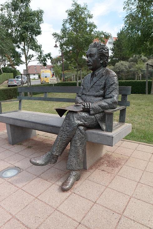 De Haan Einstein
