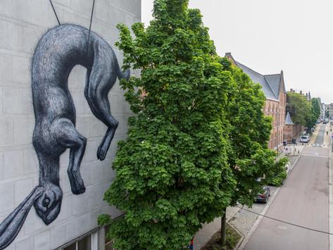 Street Art und Jan van Eyck? Wie geht das zusammen?