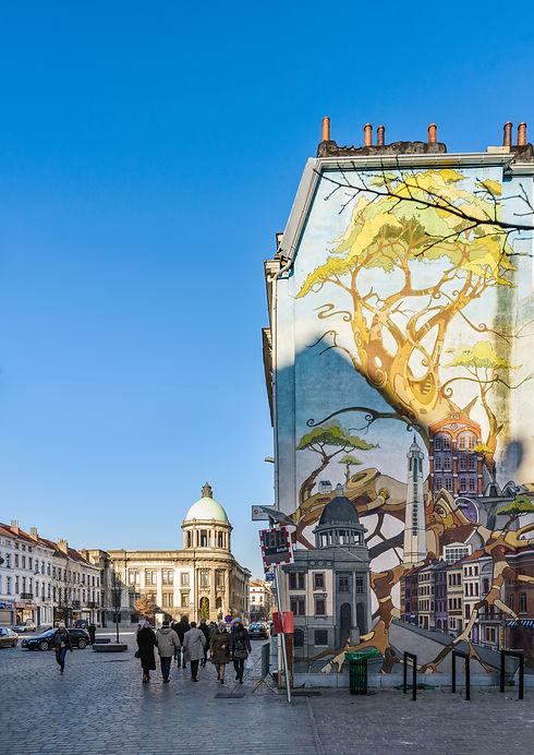 Brüssel Molenbeek copyright Jean-Paul Remy