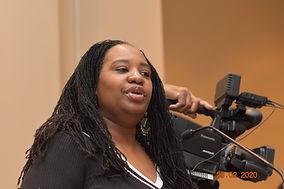 Dr. Malika Savoy-Brooks