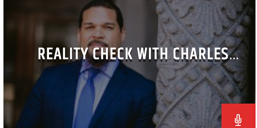 Reality Check with Charles Ellison