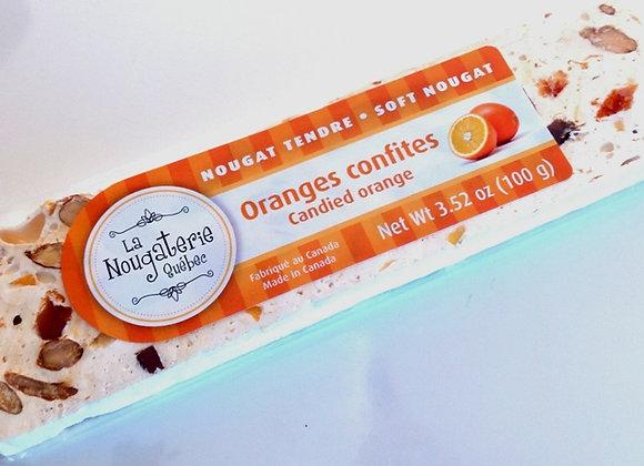 Orange Confite / Candied Orange 100G